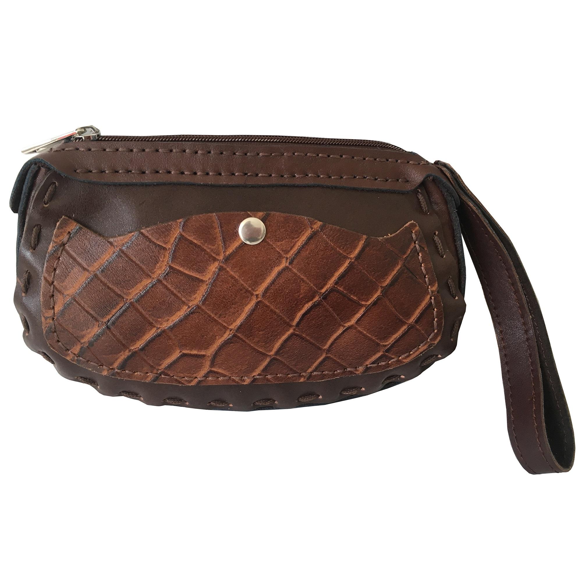 کیف دستی چرمی مدل RAG07
