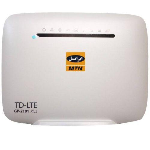 مودم TD-LTE ایرانسل مدل GP-2101 plus به همراه 24 گیگابایت اینترنت 3 ماهه