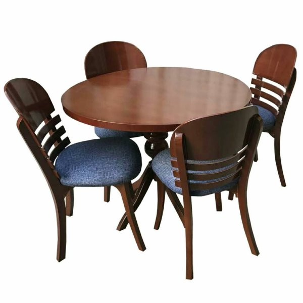 میز و صندلی نهار خوری مدل new کد ۴۰۸۰