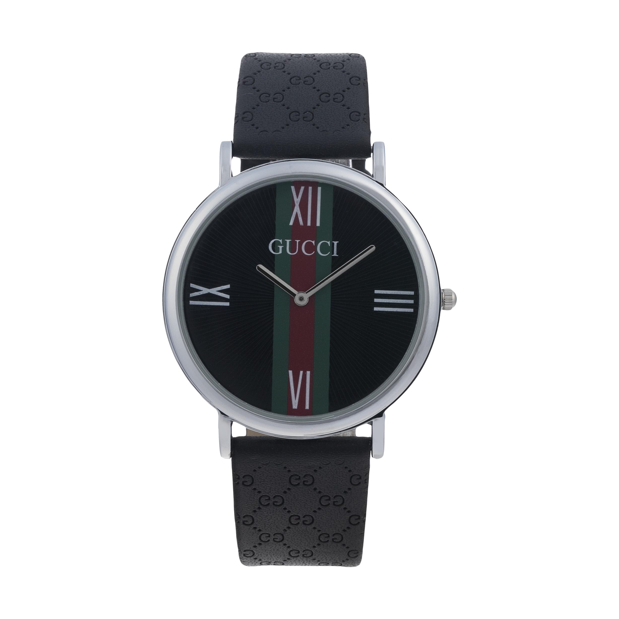 ساعت مچی عقربه ای مردانه مدل G-01