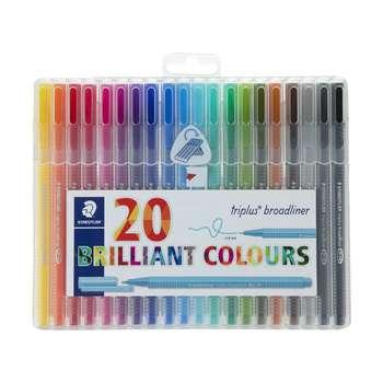 روان نویس 20 رنگ استدلر مدل 338SB20