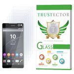 محافظ صفحه نمایش تراستکتور مدل GLS مناسب برای گوشی موبایل سونی Xperia C5 Ultra بسته 5 عددی thumb