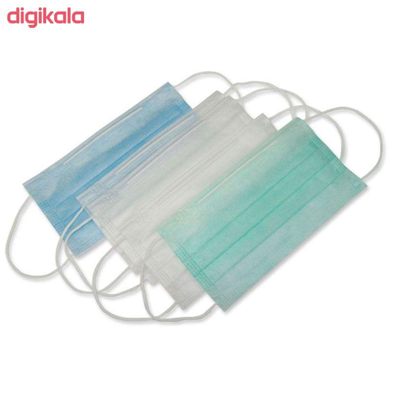 ماسک تنفسی بایکو مدل PS بسته 50 عددی main 1 2