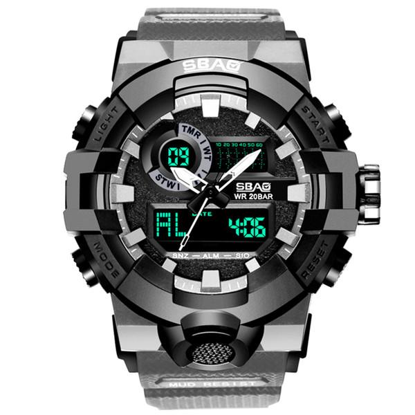 ساعت مچی عقربه ای مردانه اِسباُ مدل 8018MGR