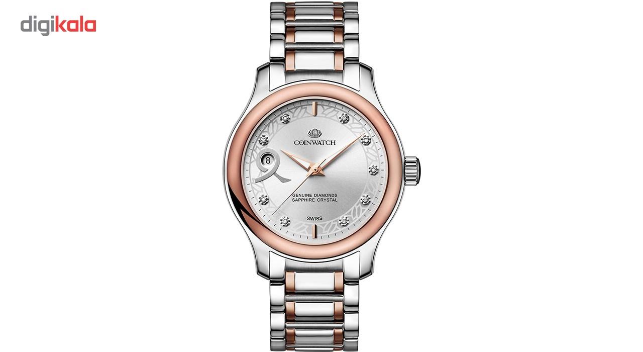 خرید ساعت مچی عقربه ای مردانه کوین واچ مدل C132RSF
