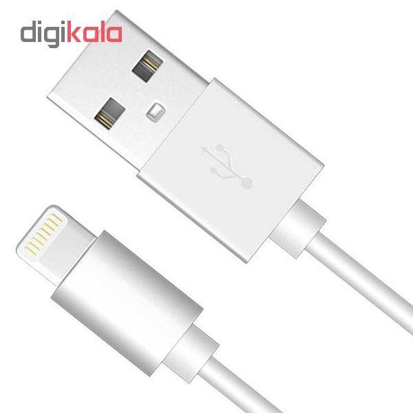 کابل تبدیل USB به لایتنینگ مدل h120 طول 1 متر main 1 2