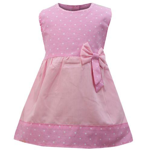 پیراهن نوزادی دخترانه کد OT9