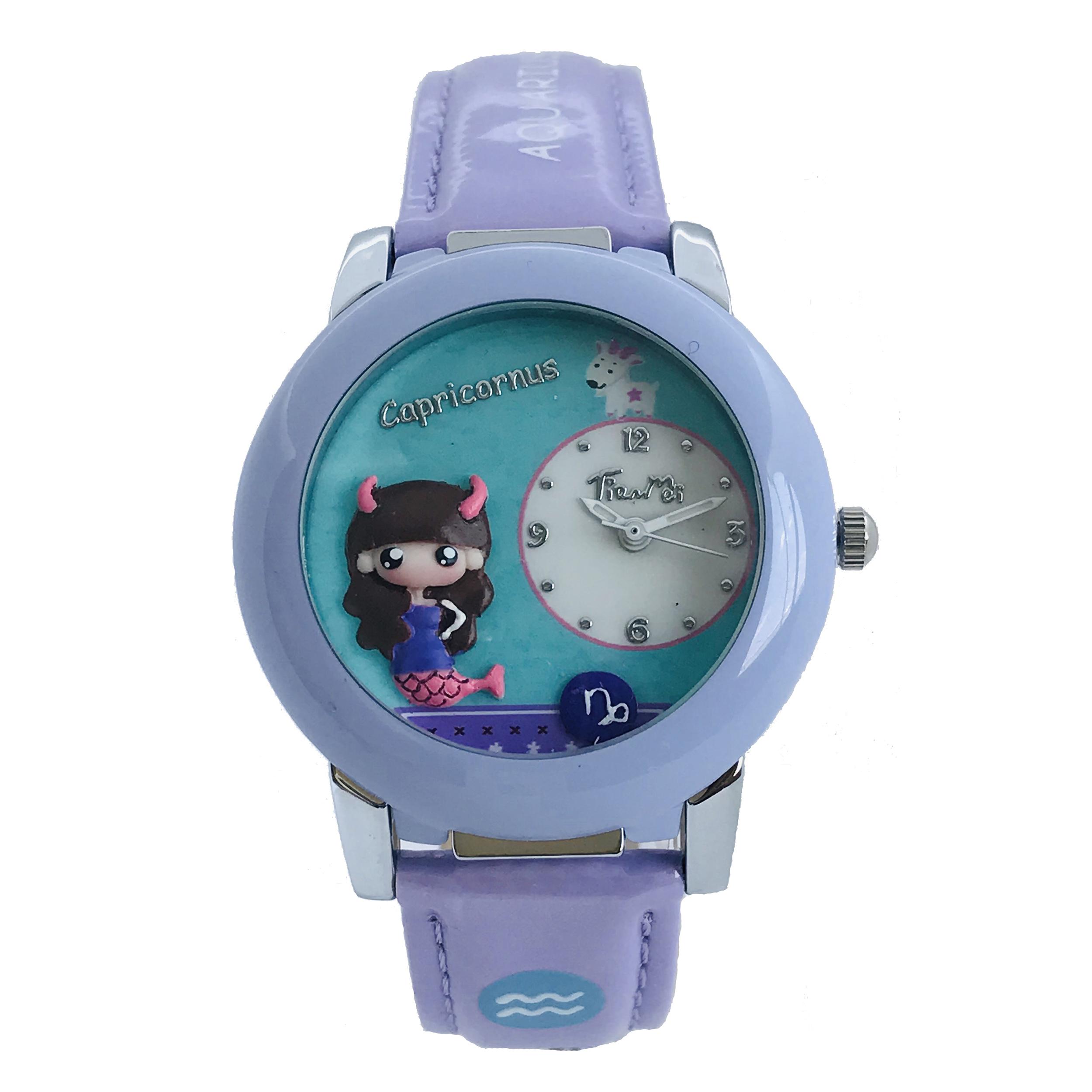 ساعت مچی عقربه ای دخترانه تیانمی مدل TM-K024P