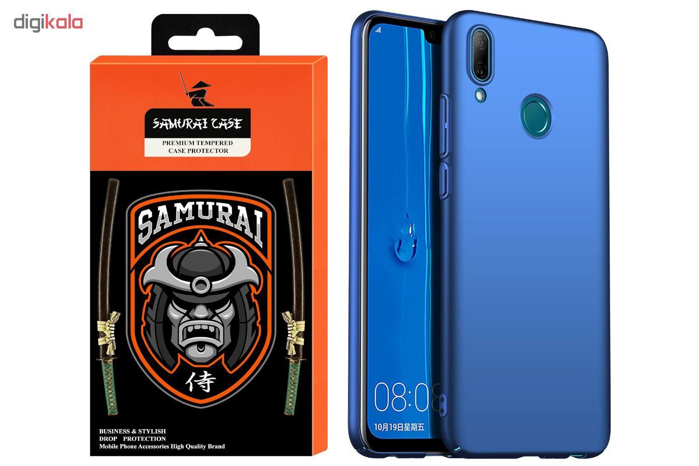 کاور سامورایی مدل HC-1 مناسب برای گوشی موبایل هوآوی P Smart 2019 main 1 1