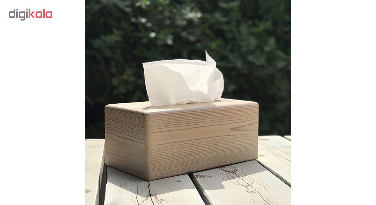 جعبه دستمال کاغذی ترمو دکو مدل NW2