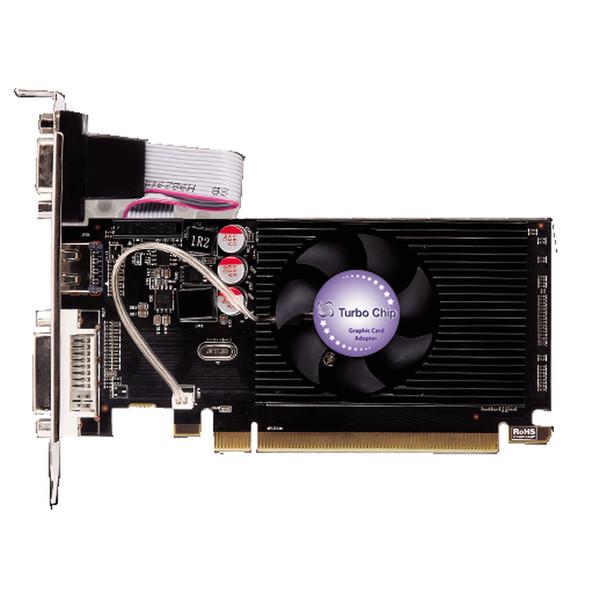 کارت گرافیک توربو چیپ مدل RADEON HD 6450