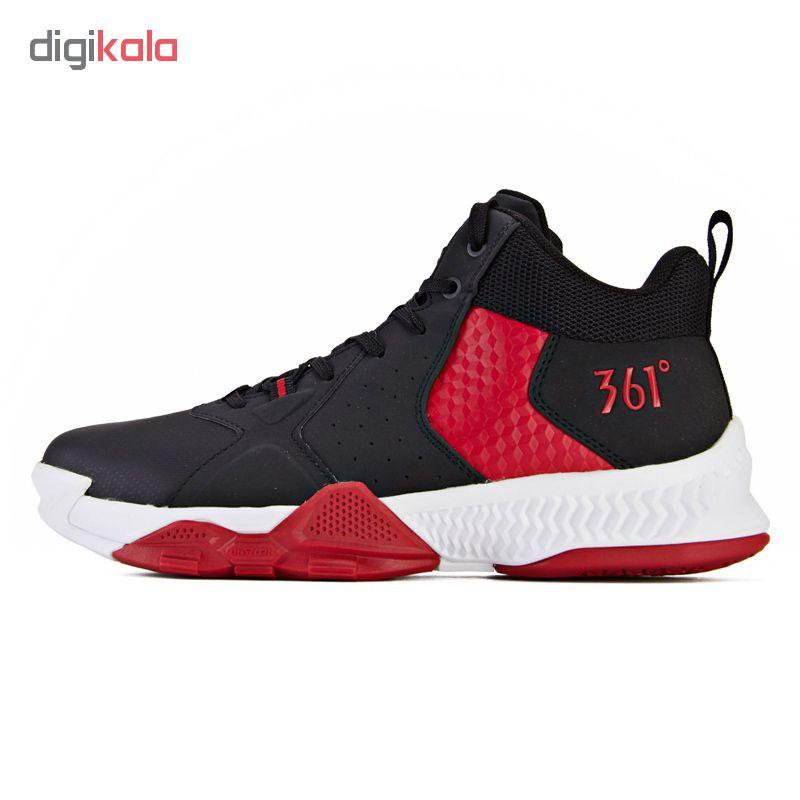 کفش بسکتبال مردانه 361 درجه کد 3-571911108