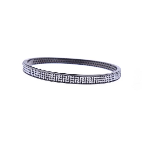 دستبند نقره زنانه هلیسا کد MHB083