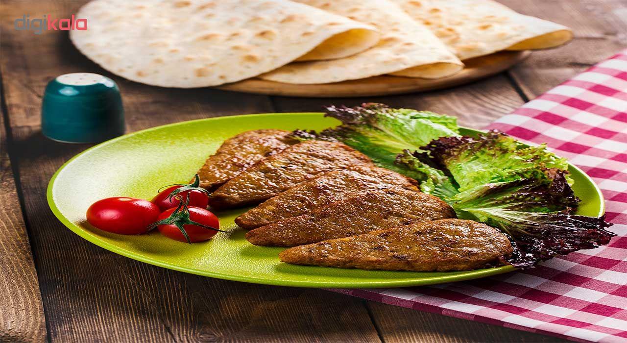کتلت گوشت 40% ب.آ مقدار 1000 گرم