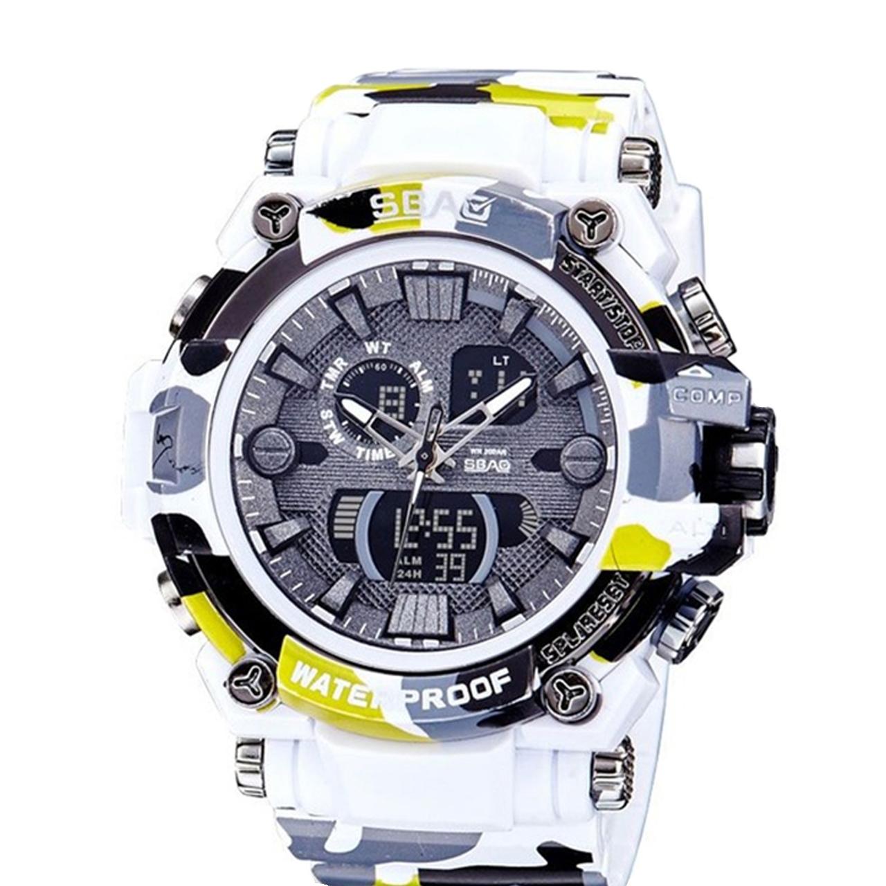 ساعت مچی عقربه ای مردانه اِسباُ مدل 8013W