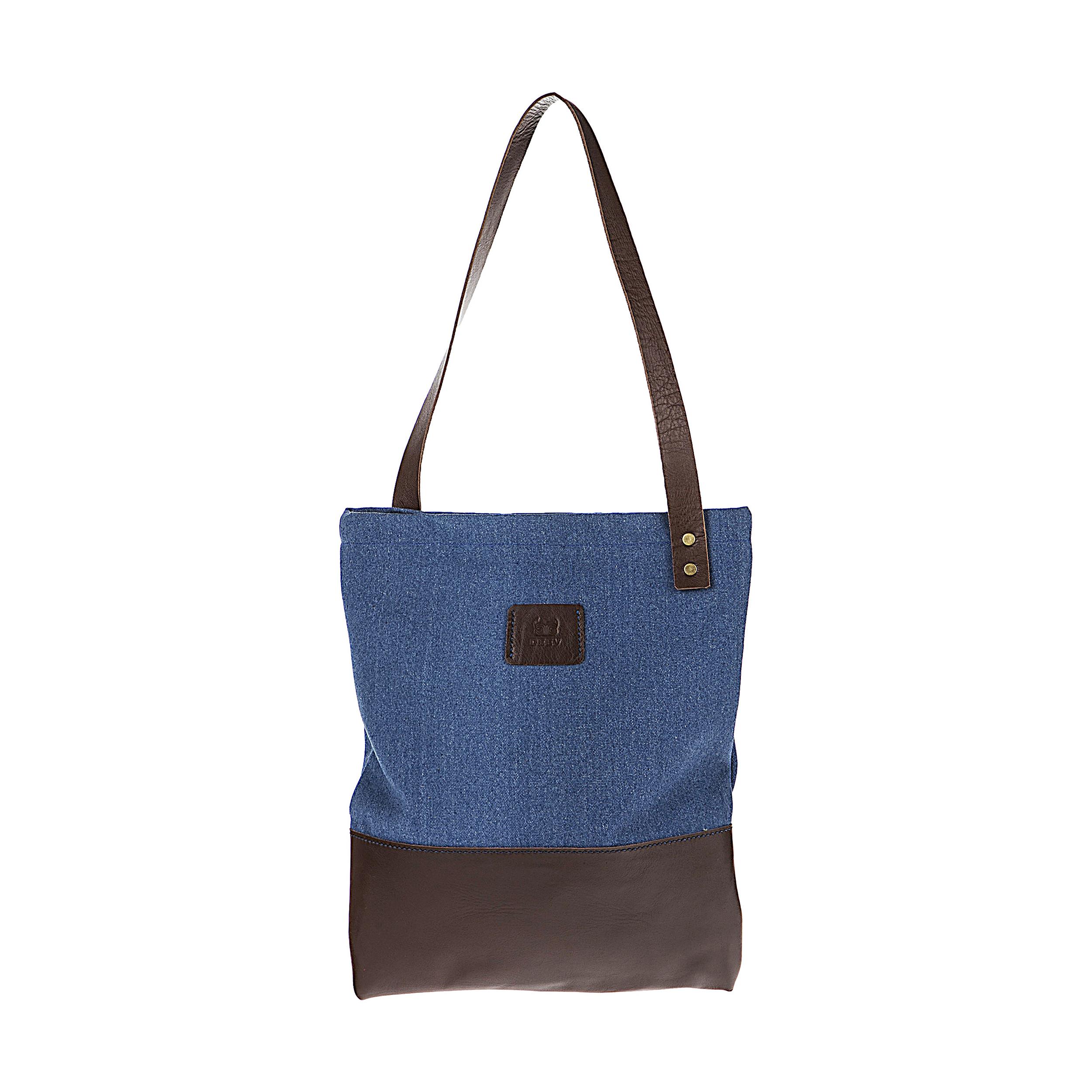 کیف دوشی زنانه دیو مدل 1573119-3657