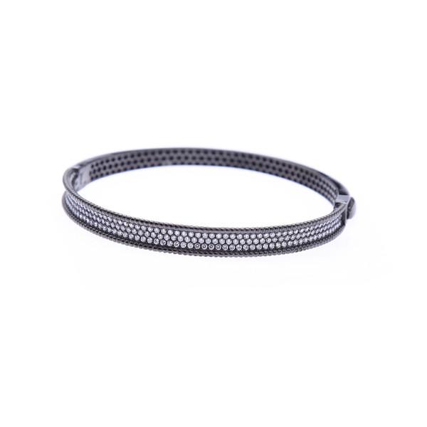 دستبند نقره زنانه هلیسا کد MHR102