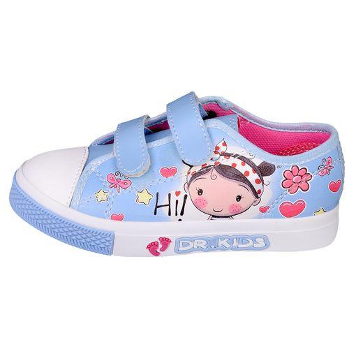 کفش دخترانه رشد طرح دکتر کیدز کد 3475