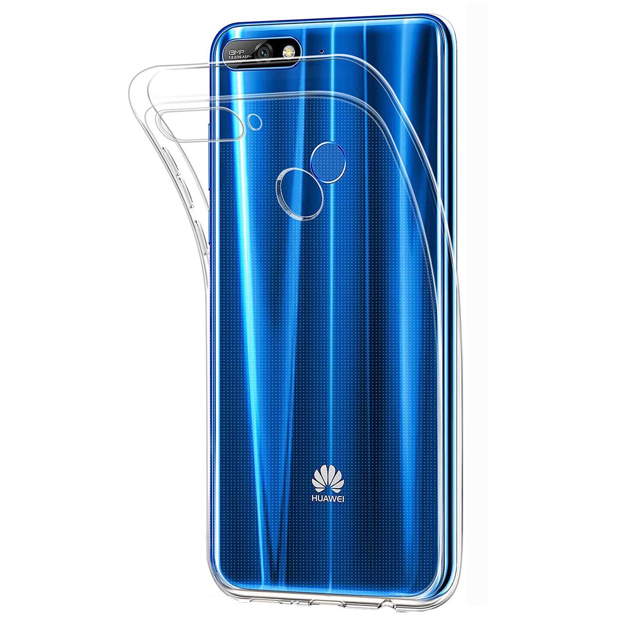 کاور مدل je11 مناسب برای گوشی موبایل هوآوی y7 prime 2018