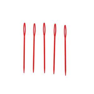 سوزن دوخت کاموا مدل MNبسته 5 عددی