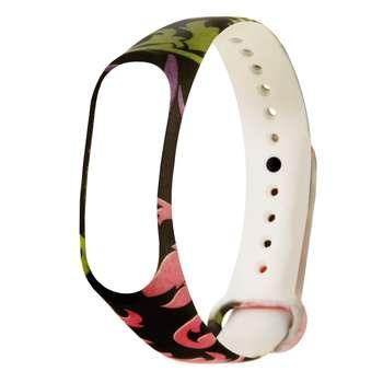 بند مچ بند هوشمند سومگ مدل  SMG-3 مناسب برای مچ بند هوشمند شیائومی Mi Band 3 و M3
