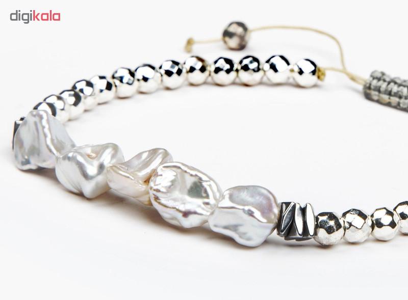 دستبند زنانه ریسه گالری مدل Ri3-P1155