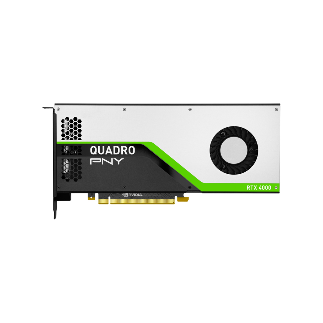 کارت گرافیک پی ان وای مدلNVIDIA Quadro RTX 4000