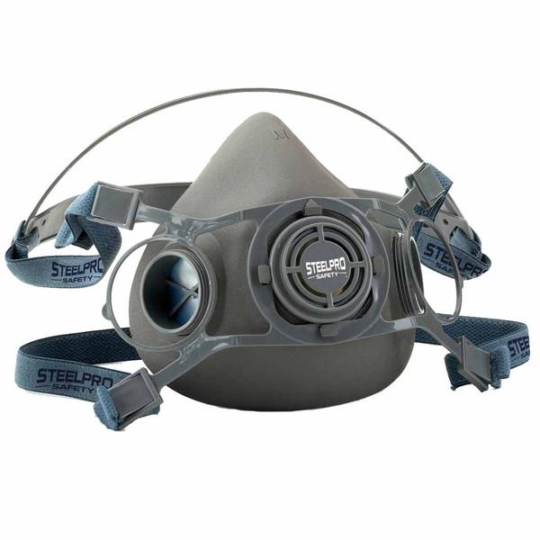 ماسک استیل پرو سیفتی مدل Breath01