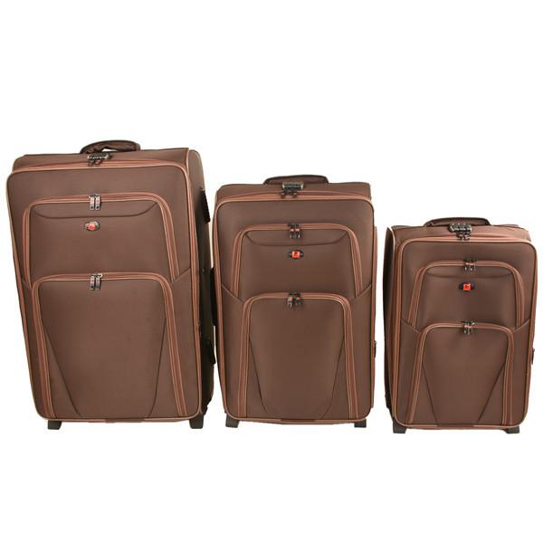 مجموعه 3 عددی چمدان مدل SU2-7