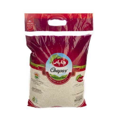 برنج هاشمی چاپار وزن 5 کیلوگرم