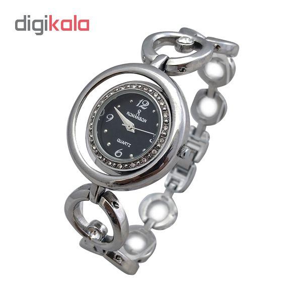 ساعت مچی عقربه ای زنانه کد