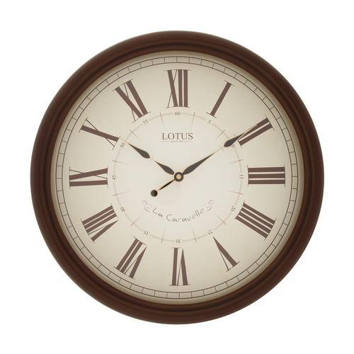 ساعت دیواری لوتوس کد 355