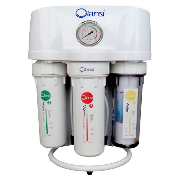 دستگاه تصفیه کننده آب خانگی اولانسی مدل RO-A980