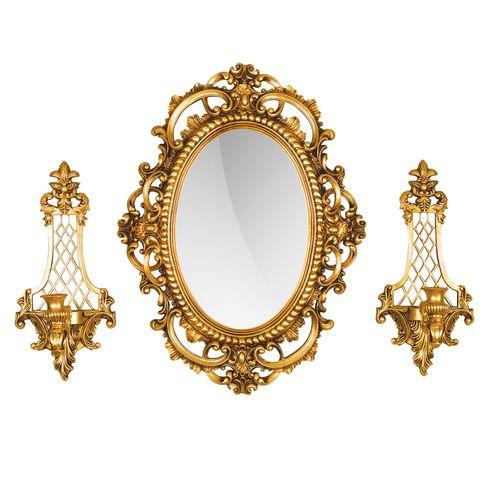 آینه شمعدان کد 2012