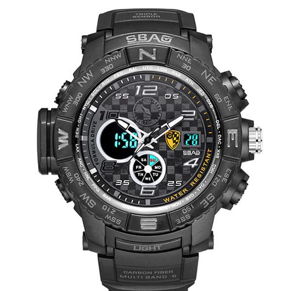 ساعت مچی عقربه ای مردانه اِسباُ مدل 8006M-2