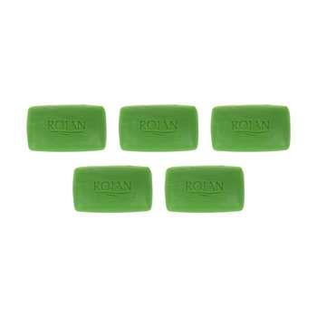 صابون حمام روژان مدل Green مقدار 120 گرم