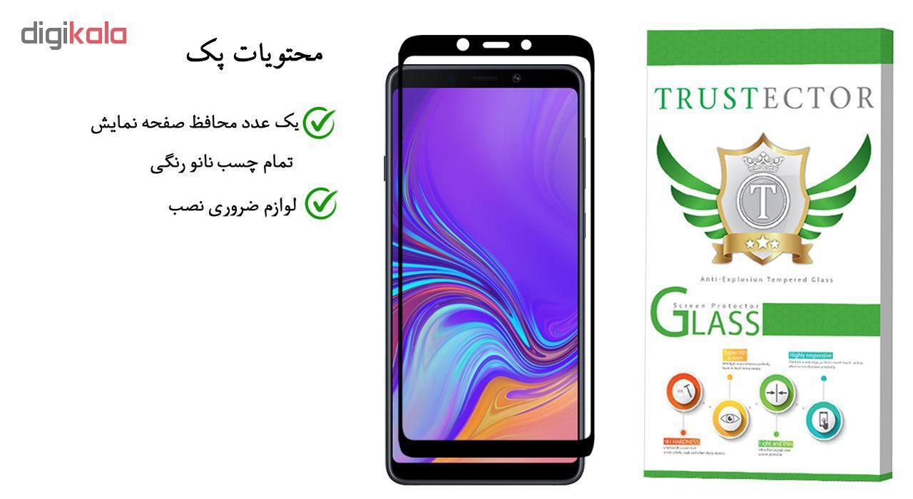محافظ صفحه نمایش تراستکتور 3D مدل TSP مناسب برای گوشی موبایل سامسونگ Galaxy A9 2018 main 1 1