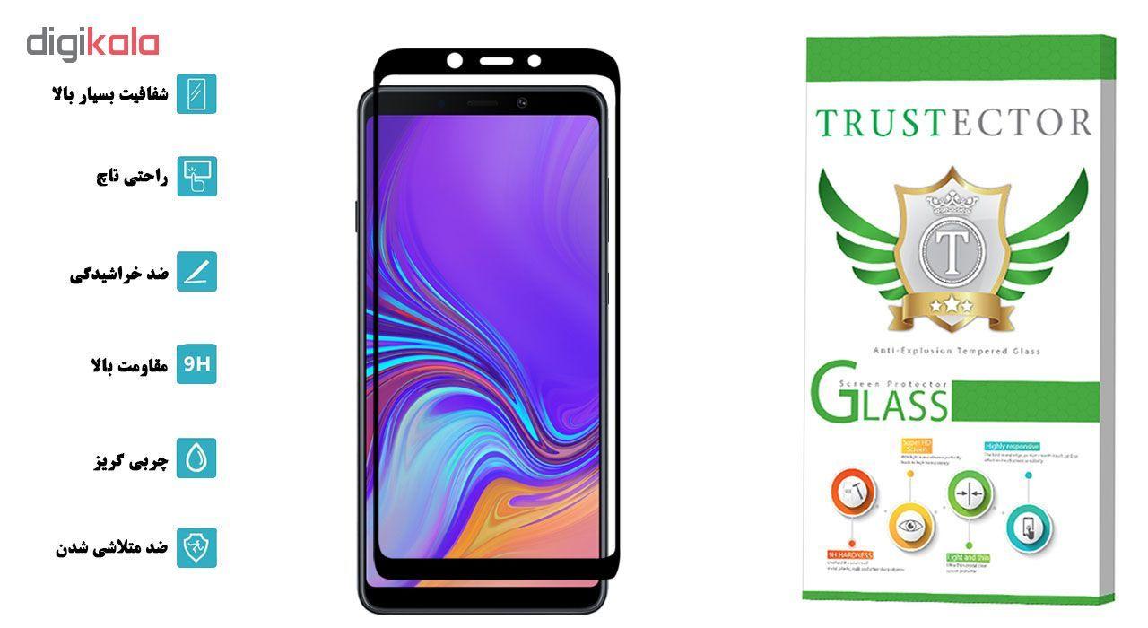 محافظ صفحه نمایش تراستکتور 3D مدل TSP مناسب برای گوشی موبایل سامسونگ Galaxy A9 2018 main 1 2