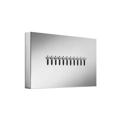 دوش حمام دیواری آلمار مدل WAVE BODY JET کد E044246