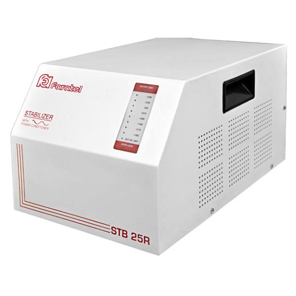 استابلایزر فاراتل مدل STB25R ظرفیت 6000VA