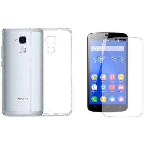 کاور مدل DO_01 مناسب برای گوشی موبایل آنر 3C lite به همراه محافظ صفحه نمایش