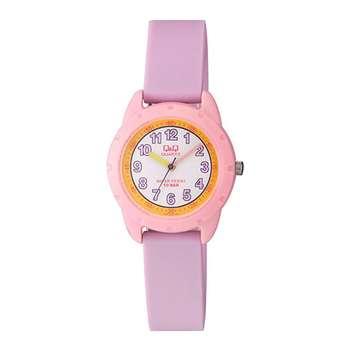 ساعت مچی عقربه ای دخترانه کیو اند کیو مدل vr97j002y