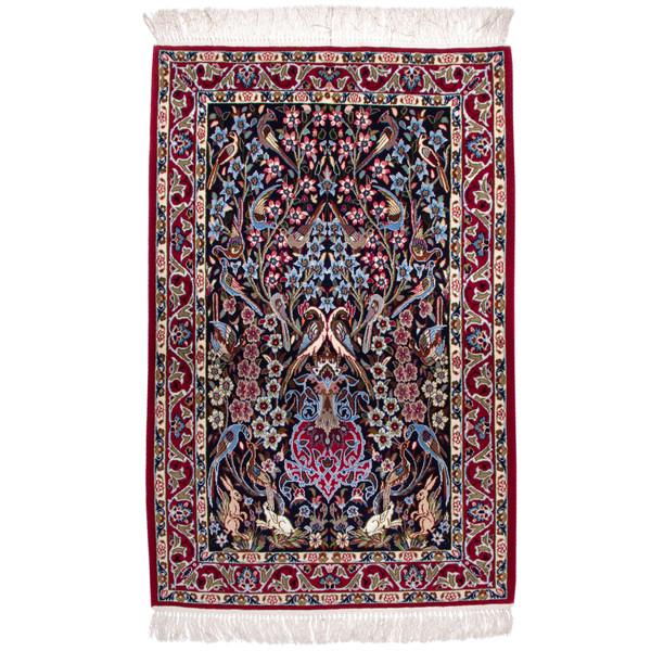 فرش دستباف یک متری سی پرشیا کد 173041
