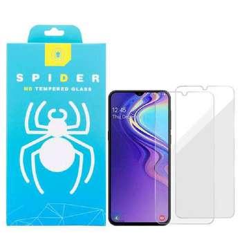 محافظ صفحه نمایش اسپایدر مدل light مناسب برای گوشی موبایل سامسونگ Galaxy A20 بسته دو عددی