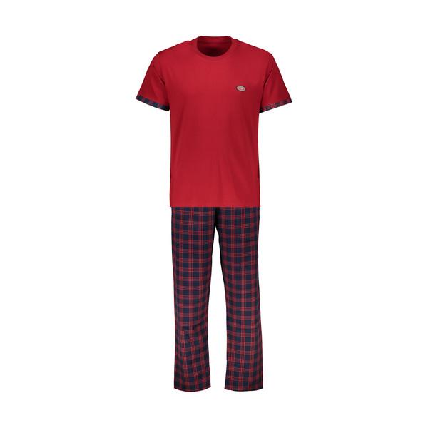 ست تی شرت و شلوار مردانه هوتن مدل H12