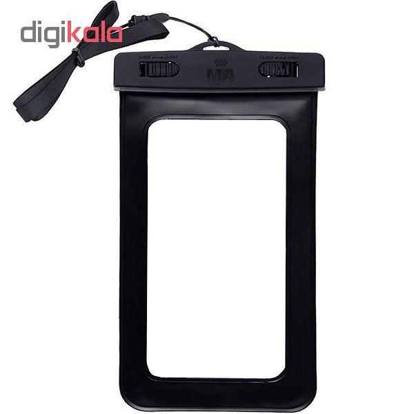 کیف ضد آب ام تی چهار مدل Diving مناسب برای گوشی موبایل تا سایز 6 اینچ  main 1 1
