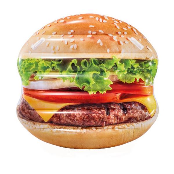 تشک بادی اینتکس طرح همبرگر  58780