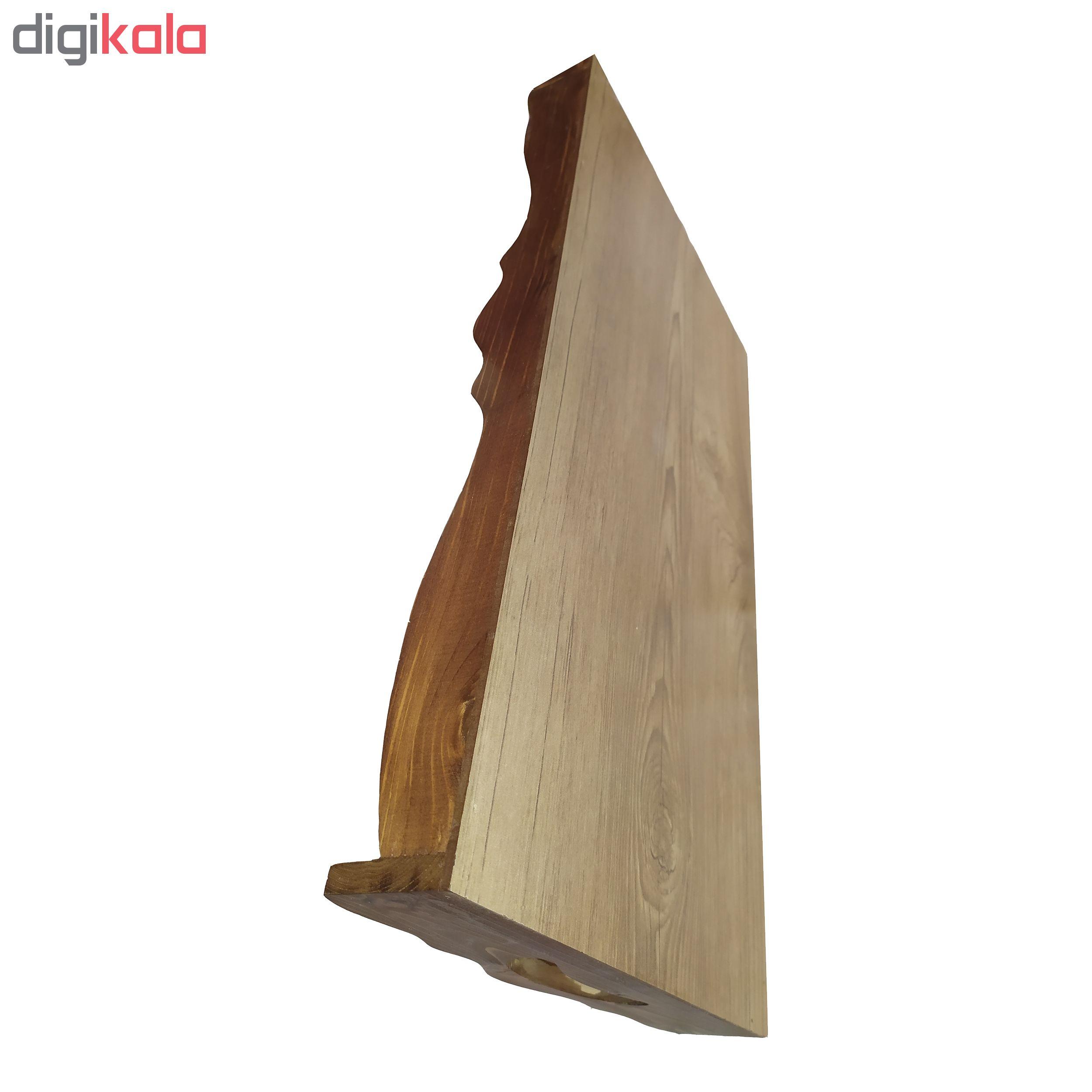 سینی چوبی کاشی کاری کد 2030319