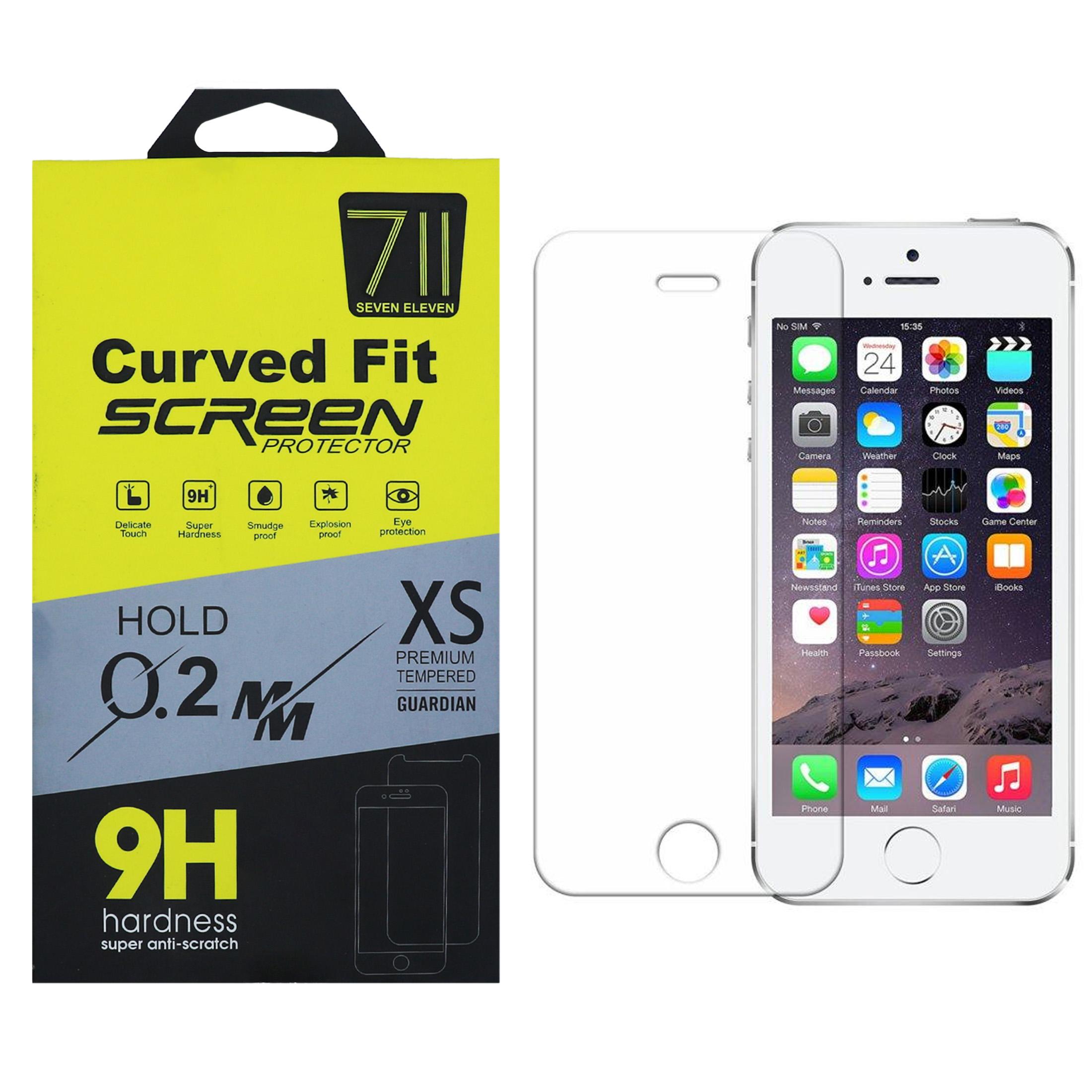 محافظ صفحه نمایش سون الون مدل Tmp مناسب برای گوشی موبایل اپل  Iphone 5/5s/se
