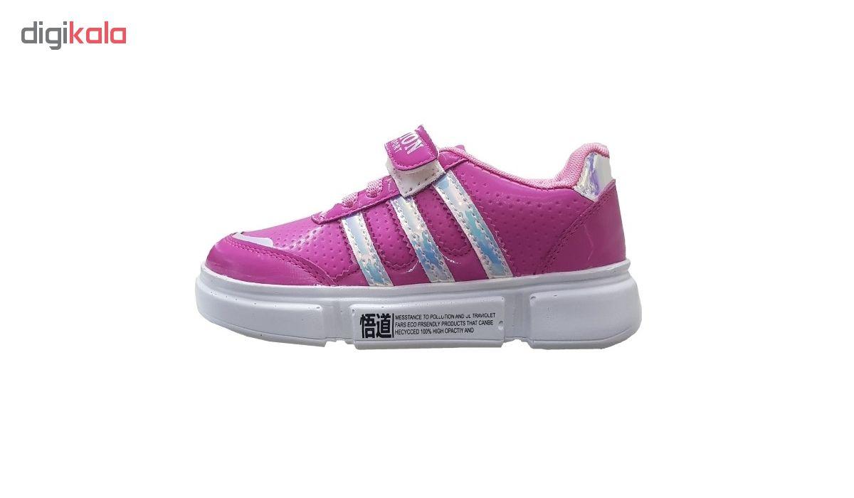 کفش مخصوص پیاده روی دخترانه مدل نیکا کد 12042
